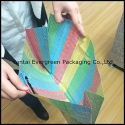 Polypropylene Packaging Bags, Recycled PP Woven Bag Plastic Shopping Bag