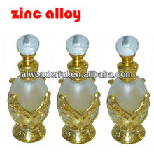 2015 simple arabic cheap perfume bottle with crystal
