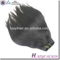 """30"""" Direct Factory Wholesale natural wave clip in hair extensions"""