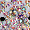 Factory Intensive Glue SS20 Crystal AB DMC Hot Fix Rhinestones for Popular Multifunctional Usage
