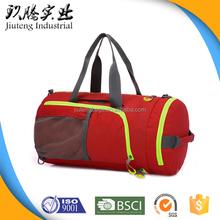 Multi-way Hand Carry Nylon Nylon Foldable Duffel Bag for Travel