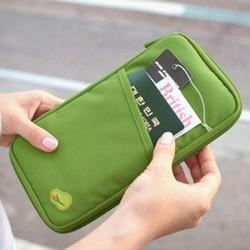 Alibaba China Multifunctional Bag Storage Travel Card Wallet