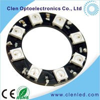 China supplier!5050SMD RGB LED Angel Eye Multi Color Halo Ring/SMD 5050 led car ring light