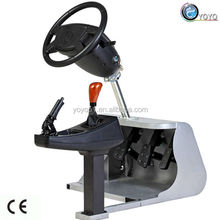 High standard manual automatic car driving simulator for driver training