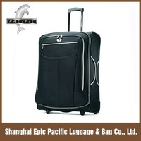 GM15108 light weight 3pc luggage set / suitcase with wheels