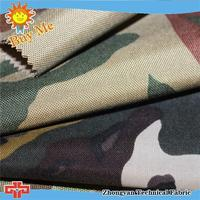 Functional waterproof polyester oxford cloth