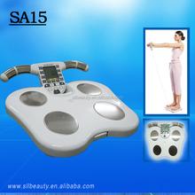 Top products digital body fat analyzer body scan analyzer body health analyzer