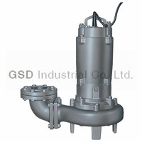 CP submersible pump 10kw