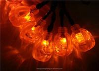 10L LED Light with Pumpkin Decoration Light