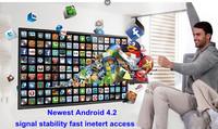 Новые функции! высокое качество 5500lumens домашний кинотеатр проектор android 4.2.2 привело wifi rj45 1080p hd lcd tv проекторы с 2hdmi vga usb sd