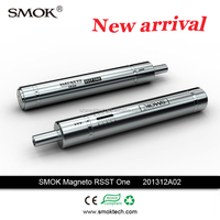 Newest and hottest ceramic heating element vaporizer e cigarette Smok Magneto RSST One hybrid e cigarette