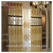 Personalizado cortinas y cortinas, cortinas de estilo chino, de lujo clásico de la cortina