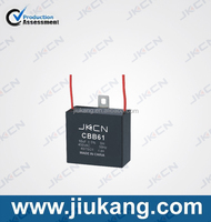 Wholesale China Manufacture CBB61 ceiling fan capacitor wiring