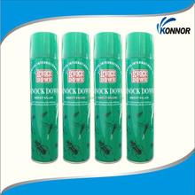 crawling killer mosquito aerosol spray mosquito repellent spray