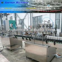 2015 NEW automatic aluminum soda can filling machine