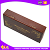 OEM manufacture wooden box sliding lid usb with quick shipping