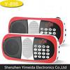 Hot sale OEM mp3 player speaker built in FM Radio