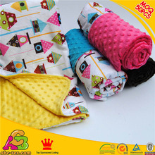 2014 hot sell pass Oeko-tex China produced all baby love for retail blankets and throws