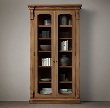 vintaged furniture put the cabinet of tableware