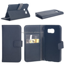 wallet case pouch for Samsung Galaxy S6 case, leather pouch for Samsung Galaxy S6