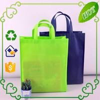 Colorful houses shopping bag non woven tote bag
