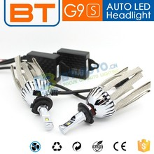 8-32V 25W High Power Led Headlight Bulb H7 2800LM Led Headlight For Car