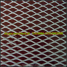 Expanded metal BBQ Mesh/flatten expanded wire mesh for BBQ Grill