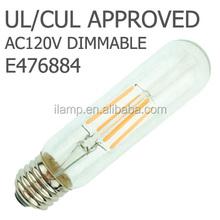 2200k warm light led edison bulb 3w 5w /led filament bulbs made in china