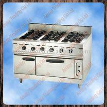 Gas cooking range, Item No.: AMSFM0505