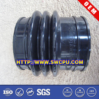 EPDM Bending Bellow corrugated pipe