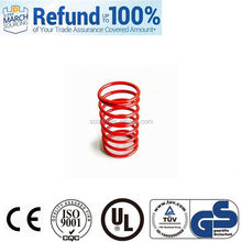 Customized production carbon steel precision equipment compression spring