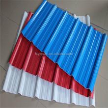 1130 mm upvc roofing sheet