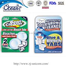 50gx2PK white toilet bowl cleaner/toilet rim block OEM