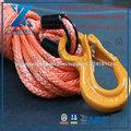 acessórios 4x4 corda sintética guincho