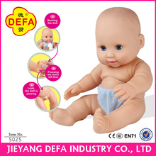 reborn soft silicone baby dolls with blinking eyes