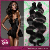 Wholesale Premium Brand Wave Double Weft Virgin Brazilian Hair