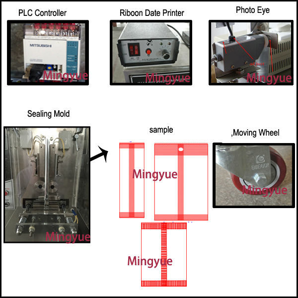 MY-60KB Full Automatic Packing Machine,Food Packing Machine,Granule Filling Machine Welcome to visit our factory