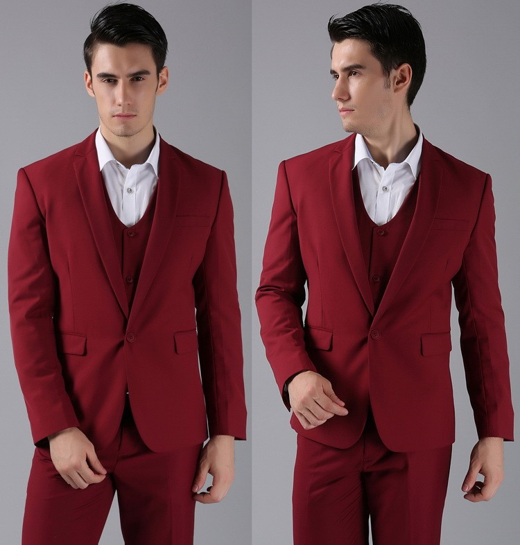 HTB15UlqFVXXXXXeXXXXq6xXFXXX9 - (Jackets+Pants) 2016 New Men Suits Slim Custom Fit Tuxedo Brand Fashion Bridegroon Business Dress Wedding Suits Blazer H0285