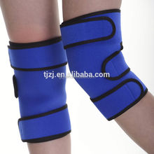 Adjustable magnetotherapy thermal knee pads