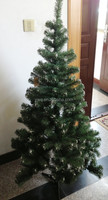 4ft silver tip christmas tree white tip bendable christmas tree