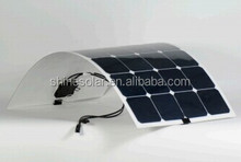 Hot sell low price light weight suntech solar panel for RV / Boats