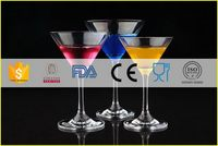 Design new products light up cocktail glass for party