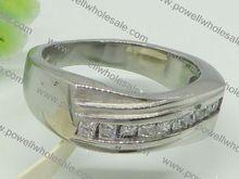 The Hight Discount Elegant best seller arabic value 925 silver wedding rings