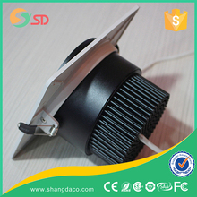 New tech AC driverless 6w 4000K natural white dimmable COB LED downlight