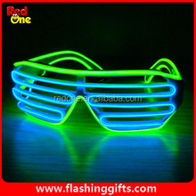 New style el glasses for Party show el wire costume el wire inverter