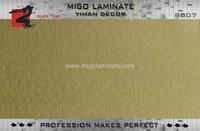 GOLDEN METALLIC BRUSHED CABINET LAMINATE SHEETS
