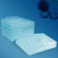 Custom acrylic display for brand comsmetics / nail enamel