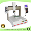 Fluid automatic filling machine/UV curable adhesive dispensing robot for apparent material
