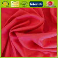 oil resistance 100% polyester peach skin microfibre fabric