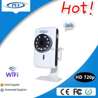 Support Iphone Android view,Alarm,Two Way Audio wireless cctv systems,720p household wireless wifi ip camera